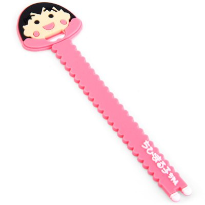 Practical Cable Cord Wrap Manager Earphone Cable Winder with Chi - bi Maruko Design