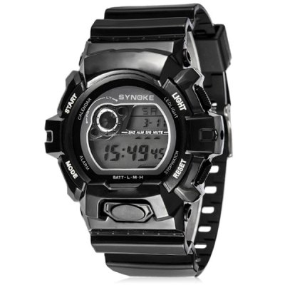Synoke LED Outdoor Sports Military Army Watch