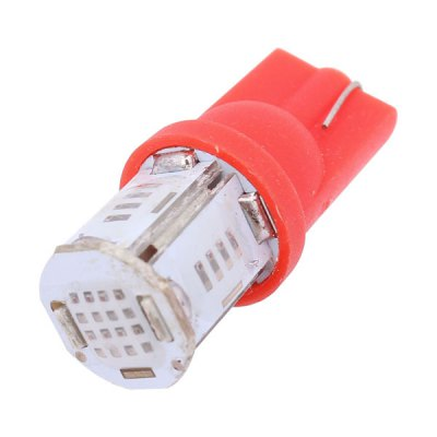 MZ 12V T10 COB 5W LED Red Light Car Bulb LED Width / Clearance Lamp 325 LumensCar Lights<br>MZ 12V T10 COB 5W LED Red Light Car Bulb LED Width / Clearance Lamp 325 Lumens<br><br>Brand: MZ<br>Model  : T10-COB<br>Type   : Clearance Lights, Width Light<br>Connector: T10<br>LED type: COB<br>LED/Bulb quantity: 5<br>Feature: Easy to use<br>Emitting color : Red<br>Voltage : 12V<br>Power : 5W<br>Lumens: 325 Lumens<br>Adaptable automobile mode : Universal Use<br>Type of lamp-house : LED<br>Apply lamp position: External Lights<br>Product weight   : 0.002 kg<br>Package weight   : 0.010 kg<br>Product size (L x W x H)  : 1.10 x 1.10 x 2.70 cm / 0.43 x 0.43 x 1.06 inches<br>Package size (L x W x H)  : 12.00 x 8.00 x 1.10 cm / 4.72 x 3.14 x 0.43 inches<br>Package Contents: 1 x MZ T10 COB Backup Lamp
