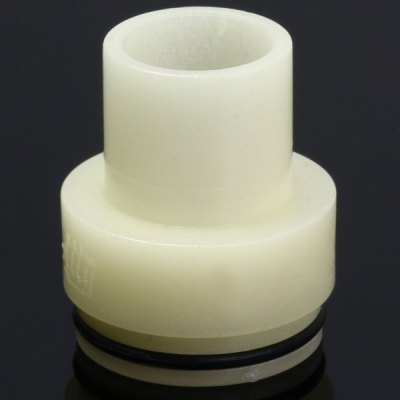 Noctilucence Smooth Style Plastic Material E - Cigarette Drip Tip Mouthpiece