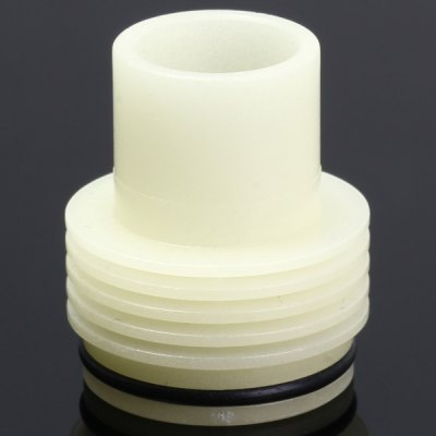 ФОТО Noctilucence Thread Style Plastic Material E - Cigarette Drip Tip Mouthpiece