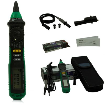 ФОТО MASTECH MS8211D Digital Multimeter Pen Type DMM Auto Ranging Continuity Diode Test