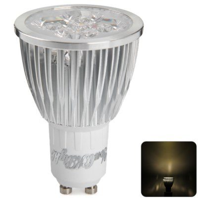 YouOKLight 5 x 1W GU10 500Lm Soft White Light LED Spotlight Halogen Replacement AC 85 - 265V