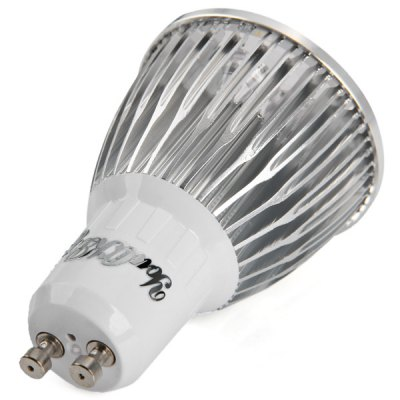 Фотография YouOKLight 5 x 1W GU10 500Lm Soft White Light LED Spotlight Halogen Replacement AC 85  -  265V