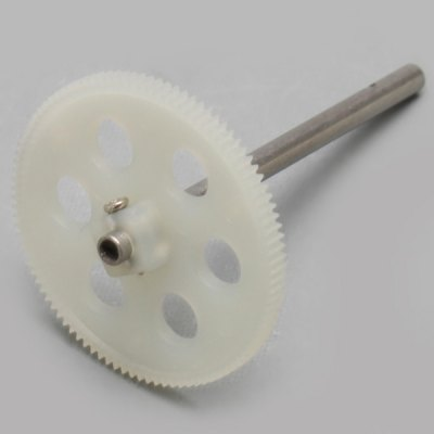 ФОТО Spare 4 x Gear with Shaft for Yizhan Tarantula X6 / JJRC H16 RC Quadcopter