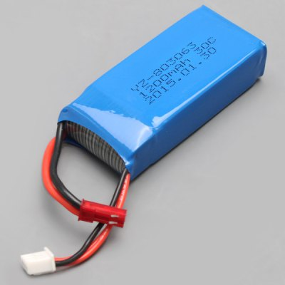 ФОТО Spare 7.4V 1200mAh Lipo Battery for Yizhan Tarantula X6 / JJRC H16 RC Quadcopter
