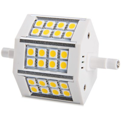 YouOKLight 5W R7S SMD 5050 x 24 450LM 3000K LED Corn Bulb