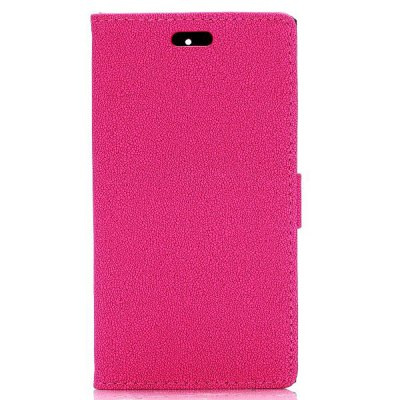 Гаджет   Stand Design Gravel Pattern Protective Cover Case of PU and PC Material for BlackBerry Z3 Other Cases/Covers