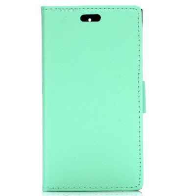 ФОТО Stand Design Built - in Card Holder Protective Cover Case of PU and PC Material for BlackBerry Z3