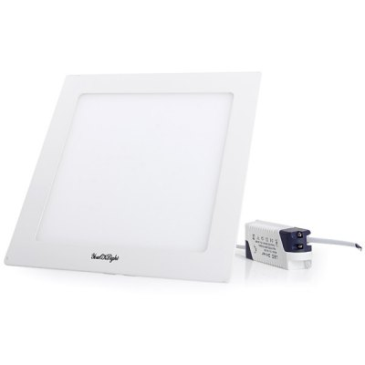 YouOKLight 18W 90 x SMD 2835 Warm White LED Panel Lamp