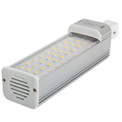 YouOKLight G24 2Pin 8W 40 SMD 2835 LEDs Corn Bulb