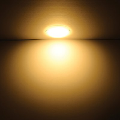 Фотография YouOkLight 9W 48 x SMD  -  2835 850LM Recessed LED Panel Ceiling Light ( AC 100  -  240V )