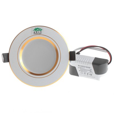 Фотография Zweihnder 5W SMD 5730 20 LEDs 450LM Dimmable LED Ceiling Panel Light