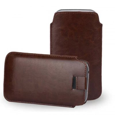 PU Material Phone Bag for Samsung Galaxy S6 G9200