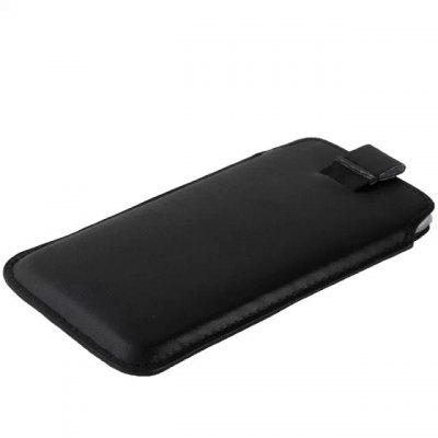 Фотография Practical Vertical Phone Bag Storage Pouch of PU Material for Samsung Galaxy S6 G9200
