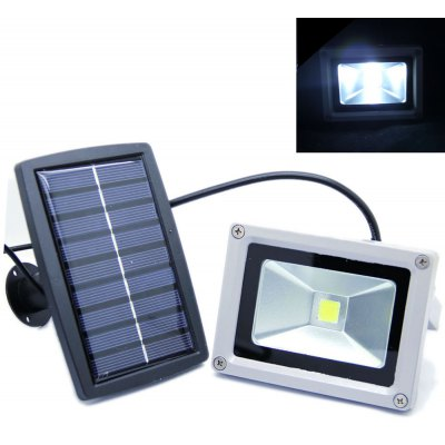 Light Control Solar Energy LED Light Lamp 6000K
