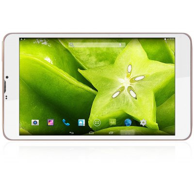 Sosoon x88 8 inch Android 4.4 3G Phone Tablet PC 1GB RAM 8GB ROM Quad Core 1.3GHz
