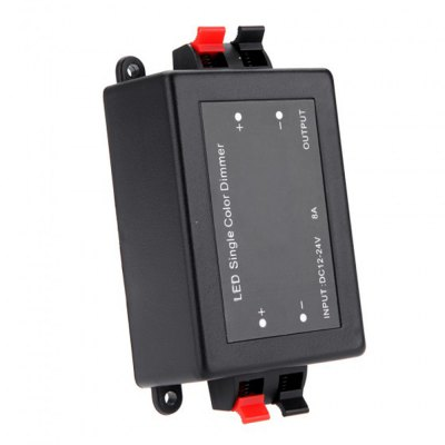 Фотография TS  -  IE05 Wireless Single Channel Dimmer Controller for 3528 / 5050 LED Ribbon Light