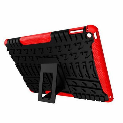 ФОТО Stand Design TPU and PC Material Protective Back Cover Case for iPad Air 2