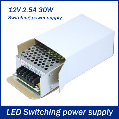 Фотография 30W DC 12V 2.5A Output Switching Power Supply Driver