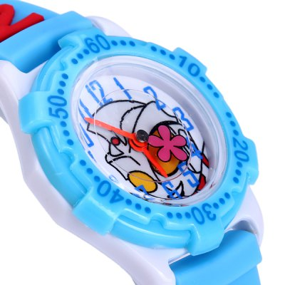 Фотография Ultraman Pattern Kids Quartz Watch Analog Wristwatch