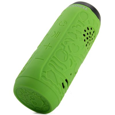 Seashell Bottle Shaped Water Resistant Blutooth 4.0 Outdoor Stereo Spe