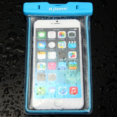 Hjiemei Screen Touch Waterproof Pouch for iPhone 6S 6 Plus 5 5S MIUI Samsung etc.