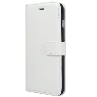 PU Leather PC Material Cover Case with Photo Frame Card Slot Stand