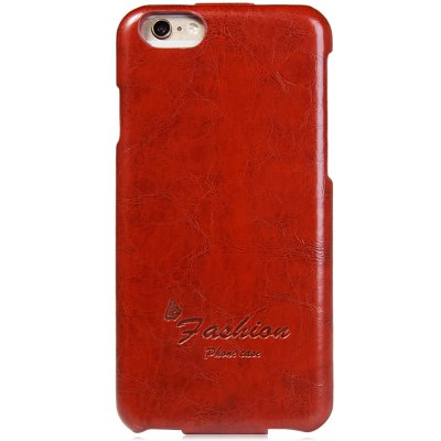Фотография Vertiacal Flip Phone Protective Cover Case with PU Leather PC Material for iPhone 6 6S 4.7 inches