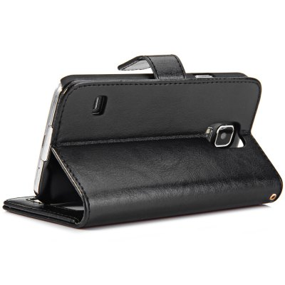 Фотография Practical PU and PC Material Magnetic Snap Design Cover Case for Samsung Galaxy S5 i9600 SM - G900