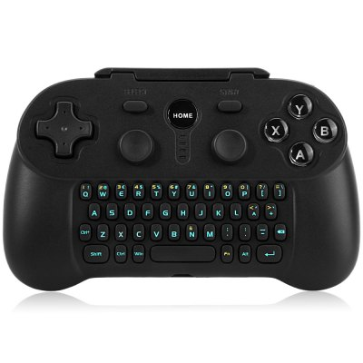 Bluetooth 3.0 Gamepad Joypad with Keyboard