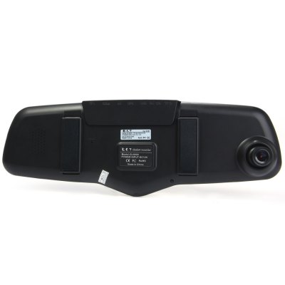 Shadow GL8000 3.0 inch LCD HD 1080P Rearview Mirror Car DVR Recorder with WDR Support TF Card