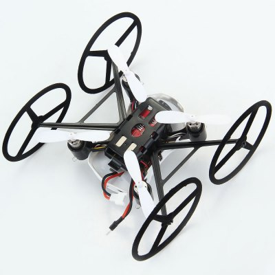ФОТО Feiyue 318B Car  -  Copter  3 in 1 Hybird RC Quadcopter 2.4G 4CH Aeracraft with 0.3MP Video Recording