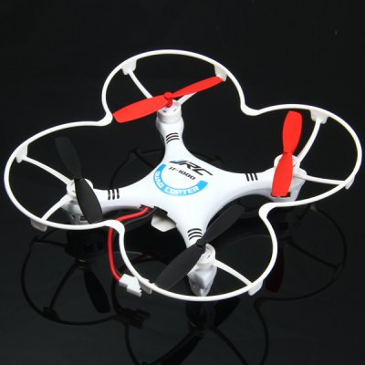 ФОТО JJRC JJ  -  1000 Headless Mode 6 Axis Gyro 2.4GHz 4CH RC Quadcopter RTF 3D Flip Flying UFO