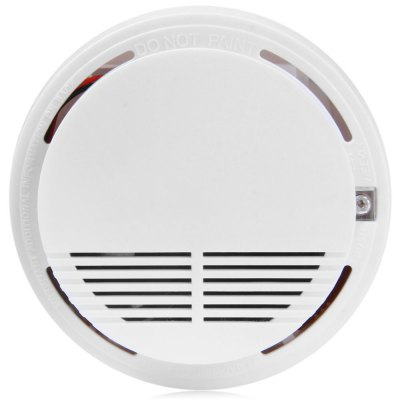 Photoelectric Smoke Alarm Fire Sensor for Home Safety