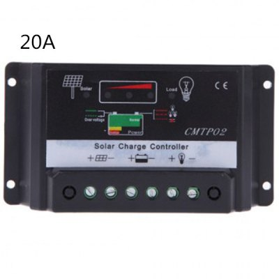 TSTP02 - 20A Solar Charge Controller