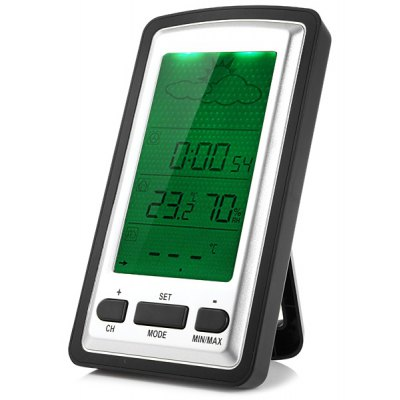 KG218 Multifunctional Wireless Weather Station by 2 x AA Battery