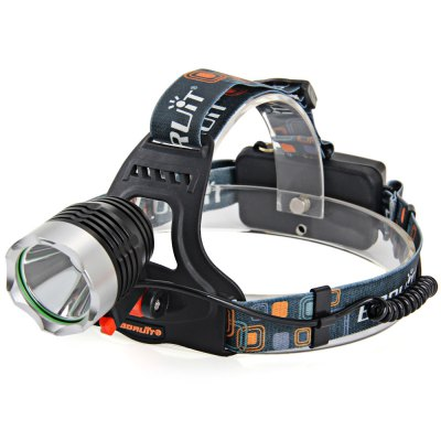Фотография Boruit RJ  -  1188 Cree XML L2 Water Resistant LED Headlight