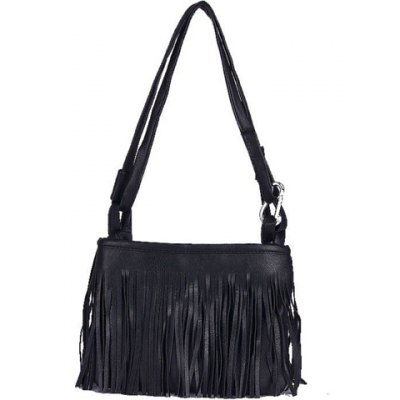 Fringe Design Crossbody Bag For Women
