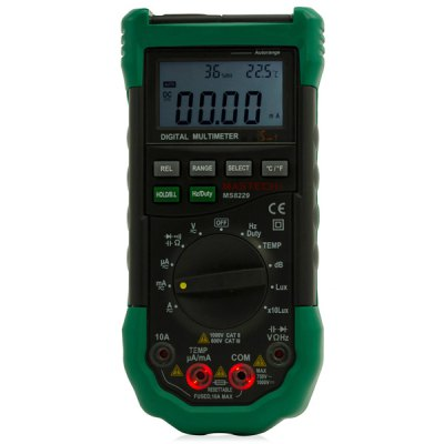 MS8229 5-in-1 Digital Multmeter