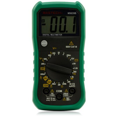 MASTECH MS8239B Digital Multimeter DMM