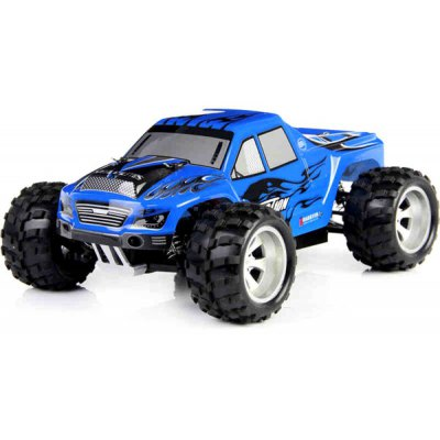 Wltoys A979 1/18 Scale Realistic 4WD 2.4GHz RC Truck Racing 50KMH High Speed Car Model