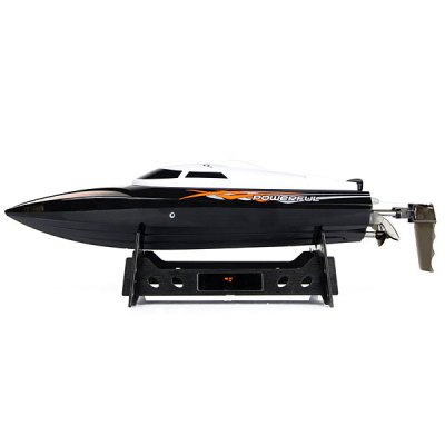UDI 001 Tempo Power Venom 2.4G RC Boat High Speed Racing YachtRC Boats<br>UDI 001 Tempo Power Venom 2.4G RC Boat High Speed Racing Yacht<br><br>Boat/Ship Power: Built-in rechargeable battery<br>Brand: UDI<br>Functions: Forward/backward, Turn left/right<br>Material: Plastic, Electronic Components, Alloy, ABS<br>Package Contents: 1 x RC Boat, 1 x Transmitter, 1 x USB Cable, 1 x Tail Blade<br>Package size (L x W x H): 38.00 x 28.00 x 14.00 cm / 14.96 x 11.02 x 5.51 inches<br>Package weight: 1.200 kg<br>Remote Control: 2.4GHz Wireless Remote Control<br>Transmitter Power: 4 x 1.5V AA battery (not included)<br>Type: RC Boats