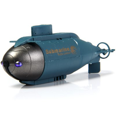 777  -  216 Full Function Fish Torpedo Wireless 40MHz RC Submarine Pigboat Toy GiftRC Boats<br>777  -  216 Full Function Fish Torpedo Wireless 40MHz RC Submarine Pigboat Toy Gift<br><br>Age: Above 8 years old<br>Boat/Ship Power: Built-in rechargeable battery<br>Features: Radio Control<br>Functions: Diving, Floating, Forward/backward, Turn left/right<br>Material: Plastic, Electronic Components<br>Package Contents: 1 x RC Submarine, 1 x Transmitter, 1 x Antenna<br>Package size (L x W x H): 16 x 8 x 9.5 cm / 6.29 x 3.14 x 3.73 inches<br>Package weight: 0.247 kg<br>Product size (L x W x H): 12.5 x 3.5 x 4.5 cm / 4.91 x 1.38 x 1.77 inches<br>Product weight: 0.085 kg<br>Remote Control: Radio Control<br>Transmitter Power: 4 x 1.5V AA battery (not included)<br>Type: RC Boats