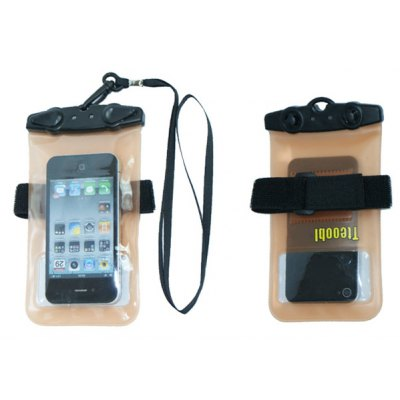Tteoobl Sports Phone Bag 20m Water Resistant Arm Pack Diving Drift Hiking Supplies