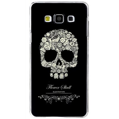 Skeleton Seal Style ABS and Plastic Material Protective Case for Samsung Galaxy A7