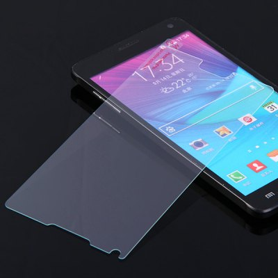 0.26mm 9H Hardness Practical Tempered Glass Screen Protector for Samsung Galaxy Note4 N9100