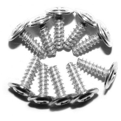 15  -  LS13 10Pcs 2.6 x 7 x 7mm PWBHO Round Head Screws for GPTOYS S911 RC High Speed Truck Accessory Supplies