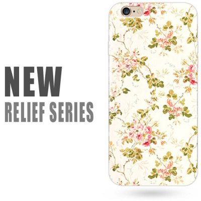 Falabela Ultra - thin Relief Series Back Cover Case for iPhone 6 Plus  -  5.5 inch