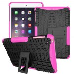 Stand Design TPU and PC Material Protective Back Cover Case for iPad mini